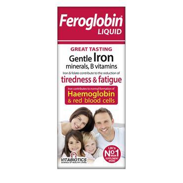 VITABIOTICS FEROGLOBIN B12 LIQUID 2
