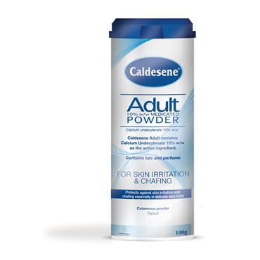 CALDESENE ADULT MEDICATED POWDER 100G