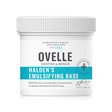 OVELLE HALDENS EMULSIFYING BASE EMOLLIENT 500G