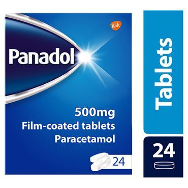 PANADOL 24 TABS