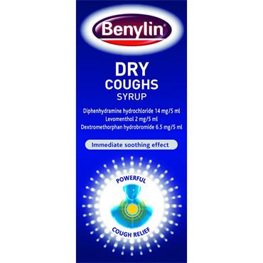 BENYLIN DRY COUGHS SYRUP