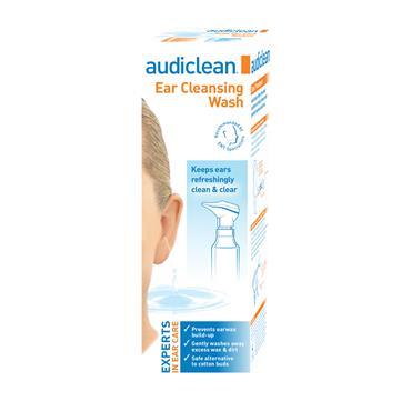 AUDICLEAN EAR CLEANSING WASH 115ML
