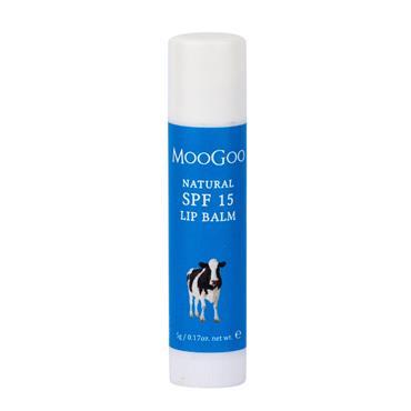 MOOGOO SPF15 LIP BALM 5G