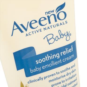 AVEENO BABY SOOTHING RELIEF EMOLLIENT CREAM
