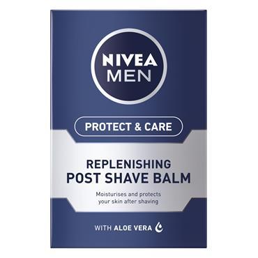 NIVEA POST SHAVE BALM REPLENISHING 100ML