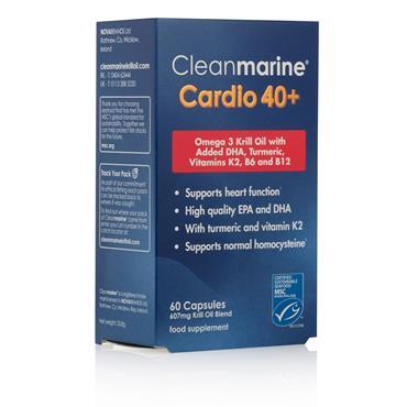 CLEANMARINE CARDIO 40 60'S