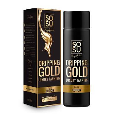 SOSU DRIPPING GOLD DARK LOTION
