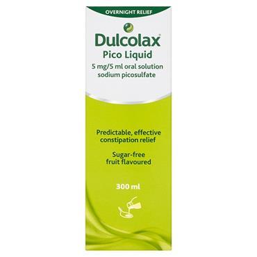 DULCOLAX LIQUID 300ML