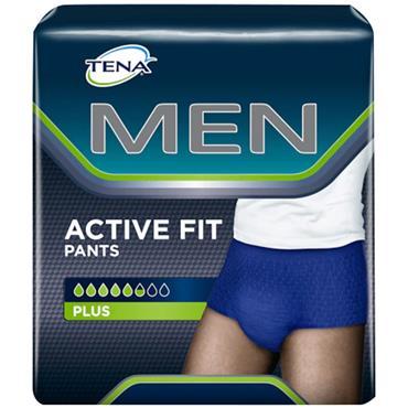 TENA FOR MEN ACTIVE FIT PANTS LARGE