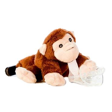 SNUGGLE SOOTHER MONKEY SET