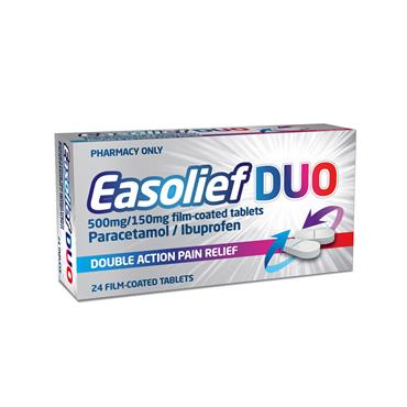EASOLIEF DUO TABLETS