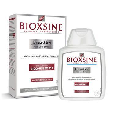 BIOXSINE SHAMPOO NORMAL DRY HAIR 300ML
