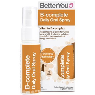 BETTER YOU B COMPLETE ORAL SPRAY 25ML