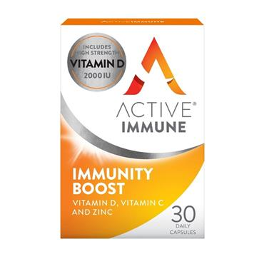 ACTIVE IRON IMMUNITY BOOST 30PCE