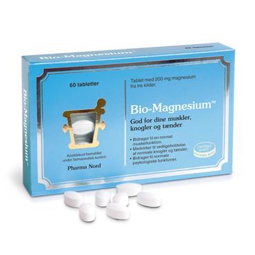 PHARMANORD BIOACTIVE MAGNESIUM TWO MONTH 60 TABS