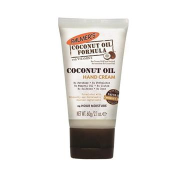 PALMERS COCOA BUTTER COCONUT OIL HAND CREAM 60G