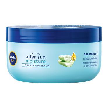 NIVEA Sun After Sun Moisture Nourishing Balm 300ml