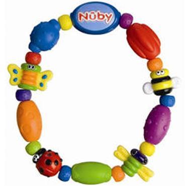 NUBY BUG A LOOP TEETHER 4M+