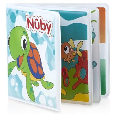 Nuby Bathtime Fun Book 6M+