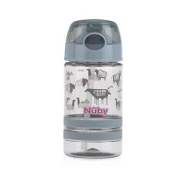 Nuby Thirsty Kids Toddler Cup Flip It Beaker 18M+