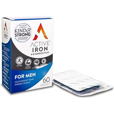 ACTIVE IRON FOR MEN CAPSULES 60
