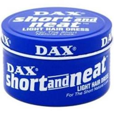 Dax wax short and neat light hair dress 99g