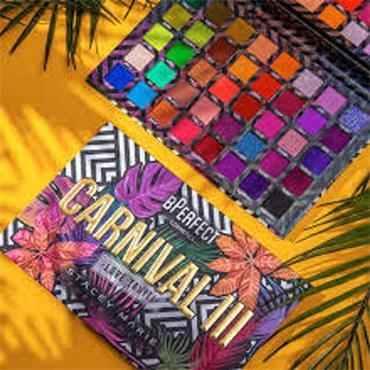 B Perfect Carnival III Love Tahiti Palette