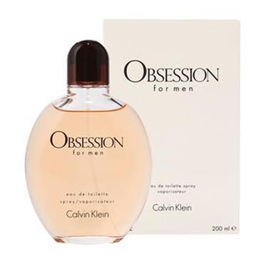 CALVIN KLEIN OBSESSION FOR MEN EDT 200ML