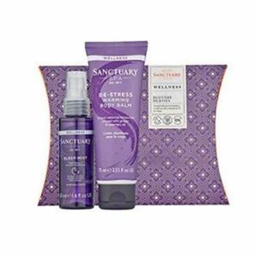 Sanctuary Spa Wellness Bedtime Heros Gift Set