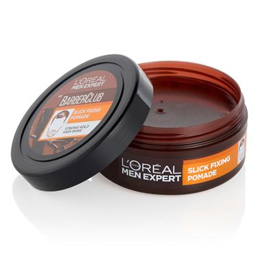 L'Oreal Men Expert BarberClub Slick Fixing Pomade 75ml