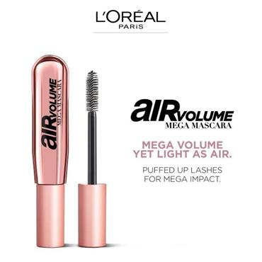 L'OREAL PARIS AIR VOLUME MEGA MASCARA BLACK