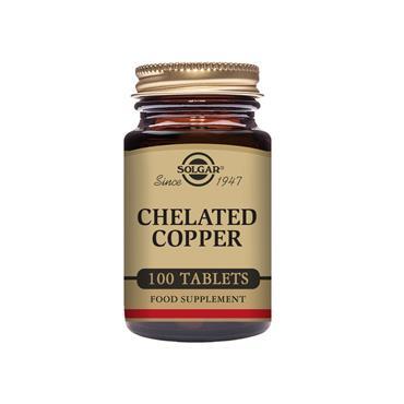 Solgar Chelated Copper 100