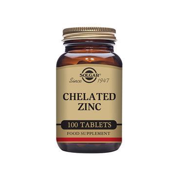 Solgar Chelated Zinc 100