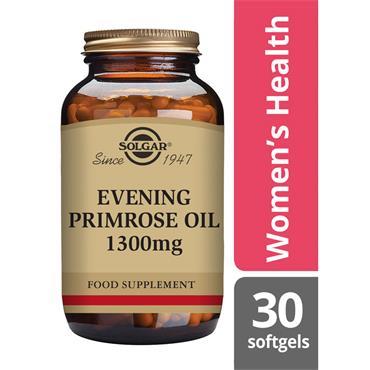 Solgar Evening Primrose Oil 1300 mg 30