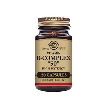 """Solgar Formula Vitamin B-Complex """"50"""" 50"""