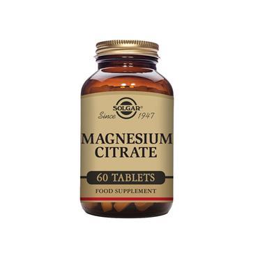 Solgar Magnesium Citrate 60