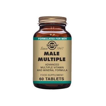 Solgar Male Multiple 60