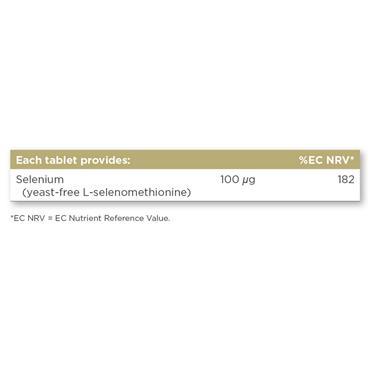 Solgar Selenium 100 ug (Yeast Free) 100