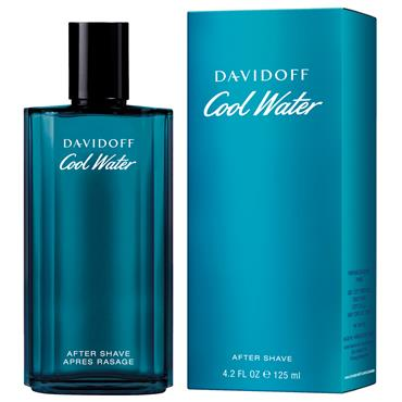 COOLWATER AFTERSHAVE 125ML