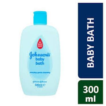 JOHNSONS BABY BATH 300ML