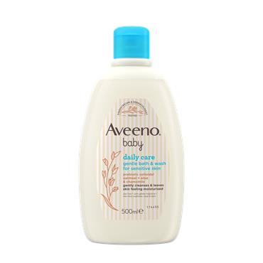 AVEENO BABY DAILY CARE BODY WASH 500ml