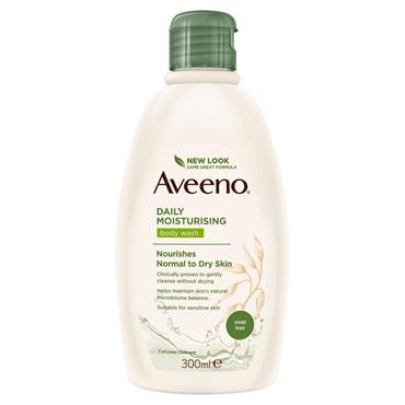 AVEENO DAILY MOISTURSING BODY WASH 300ml
