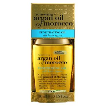 OGX ARGAN OIL OF MORROCO PENETRATING OIL FOR ALL HAIR TYPES 100ML