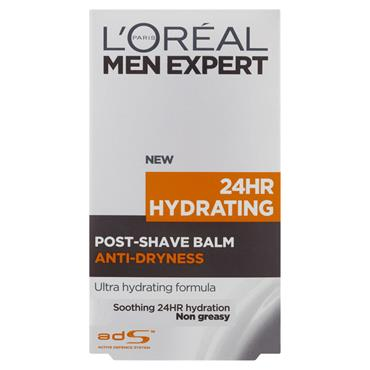 L'Oreal Men Expert Hydra Energetic Anti Fatigue  Post Shave Balm 100ml