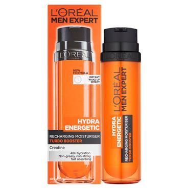 L'Oreal Men Expert Hydra Energetic Recharging Moisturiser 50ml