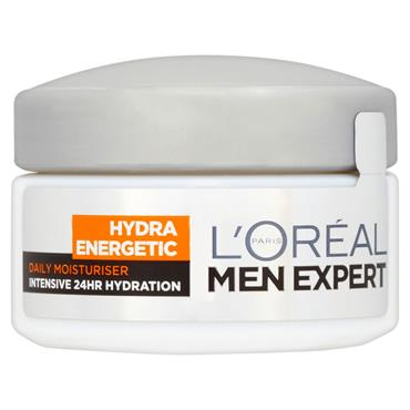 L'Oreal Men Expert Hydra Energetic Daily Moisturiser 50ml