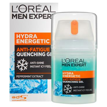 L'Oreal Men Expert Hydra Energetic Anti-Shine Moisturiser 50ml