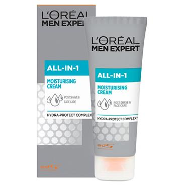 L'Oreal Men Expert All-In-One Sensitive Face Cream 75ml