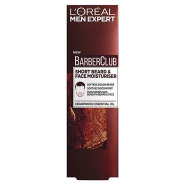 L'Oreal Men Expert Barber Club Short Beard Moisturiser 50ml