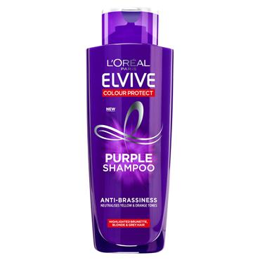 L'Oreal Elvive Colour Protect Anti-Brassiness Purple Shampoo 200ml